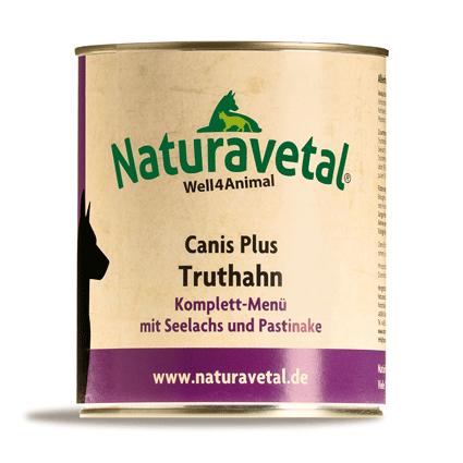 Canis Plus Truthahn Komplett-Menü 800g